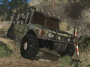Hummer Memory - Race Car Games Online