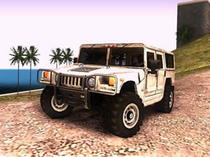 Hummer H1 Puzzle