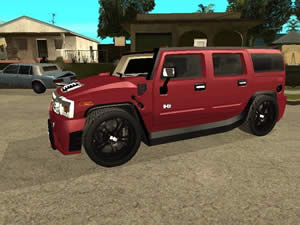 Hummer H2 Puzzle