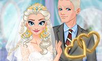 Ice Princess Wedding