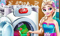 Ice Queen: Laundry Day