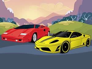 Italian Cars Memory