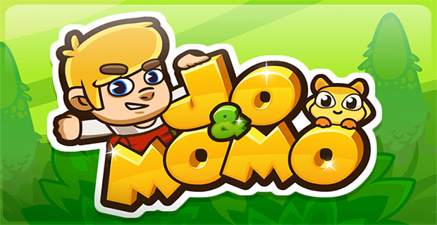 Jo & Momo: Forest Rush - on Armor Games