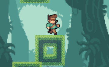Jungle Jumper Game