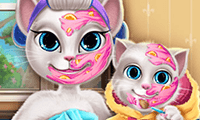 Kitty Mommy: Real Makeover