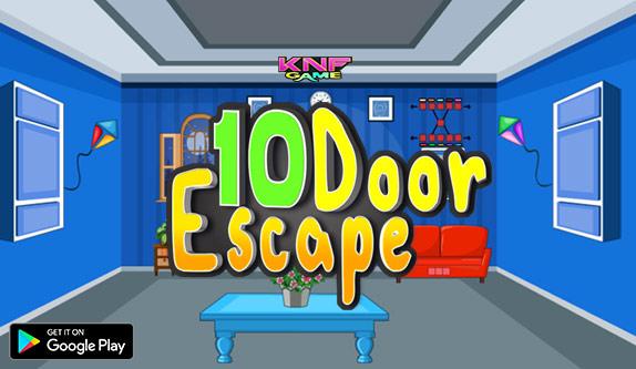 Knf 10 Door Escape - knfgame