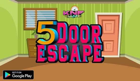 Knf 5 Door Escape - knfgame