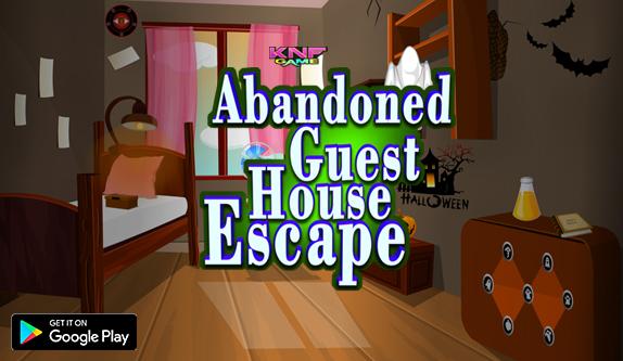 Knf Abandoned Guest House Escape - Escape Games