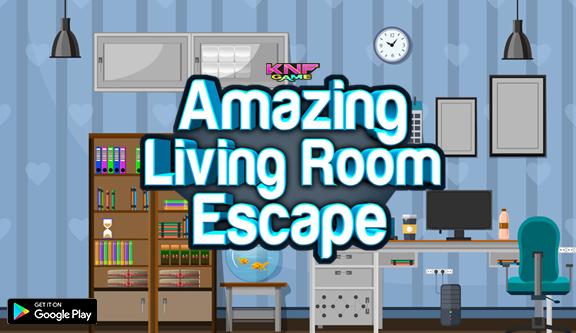 Knf Amazing Living Room Escape - Escape Games
