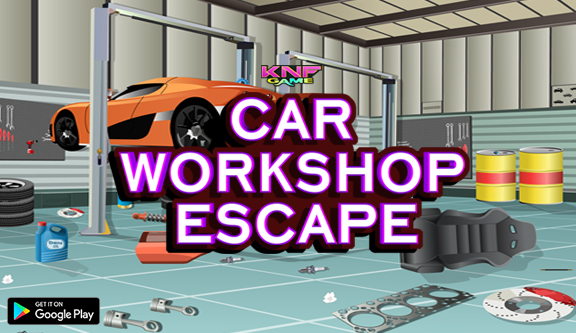 Knf Car Workshop Escape - Escape Games