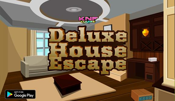 Knf Deluxe House Escape - Escape Games