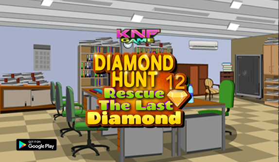 Knf Diamond Hunt 12 Rescue The Last Diamond - knfgame