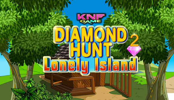 Knf Diamond Hunt 2 : Lonely Island - knfgame