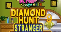 Knf Diamond Hunt 9 - Stranger House Escape