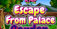 Knf Escape From Palace Garden