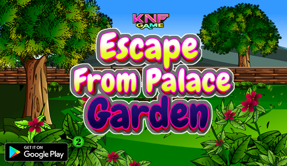 Knf Escape From Palace Garden - knfgame