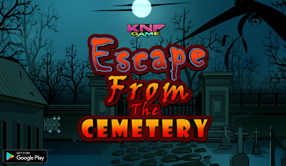 Knf Escape From The Cemetery - knfgame