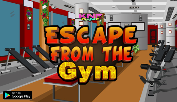 KNF Escape From The Gym - knfgame