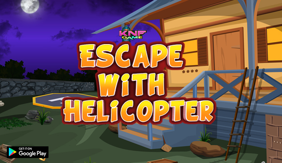 Knf Escape with Helicopter - Escape Games
