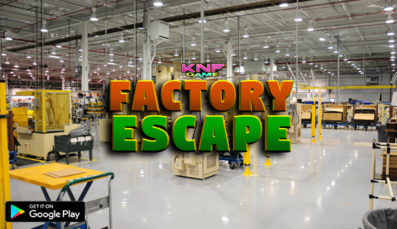 Knf Factory Escape - knfgame