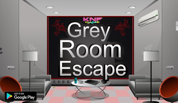 Knf Grey Room Escape - Escape Games