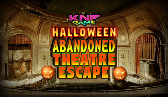 Knf Halloween Abandoned Theatre Escape - knfgame
