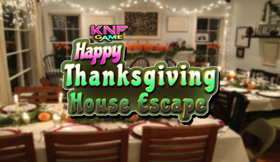 Knf Happy Thanksgiving House Escape - knfgame