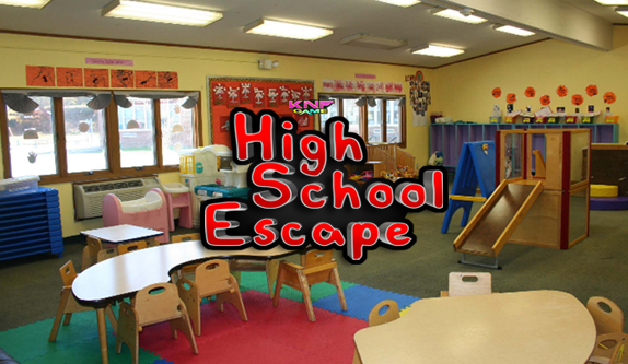 Knf High School Escape - knfgame