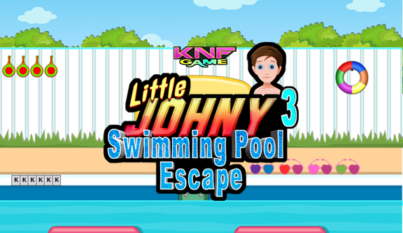 Knf Little Johny 3- Swimming Pool Escape – knfgame