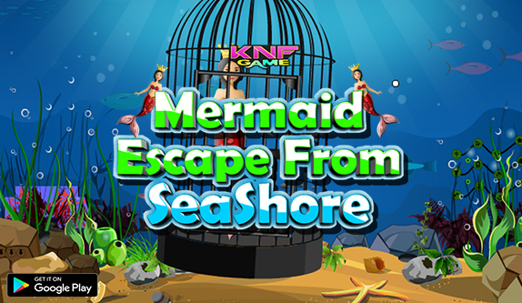 Knf Mermaid Escape From SeaShore - knfgame
