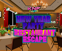 Knf New Year Party Restaurant Escape