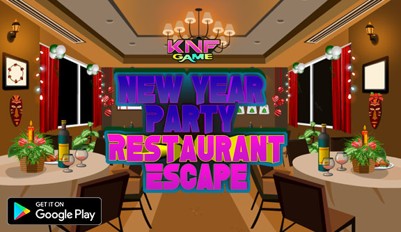 Knf New Year Party Restaurant Escape - knfgame