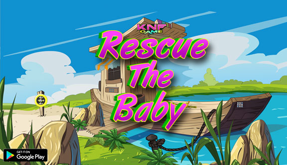 Knf Rescue The Baby - Escape Games