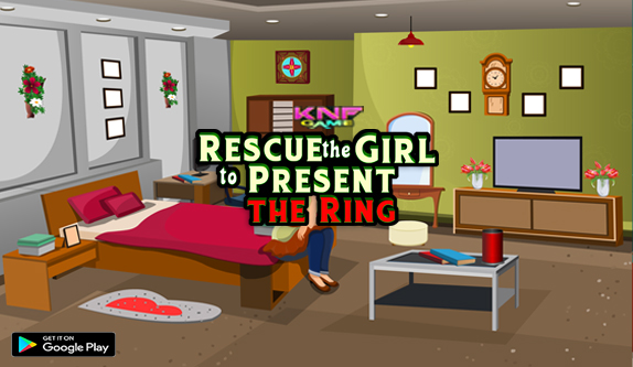 Knf Rescue the Girl to Present the Ring - knfgame