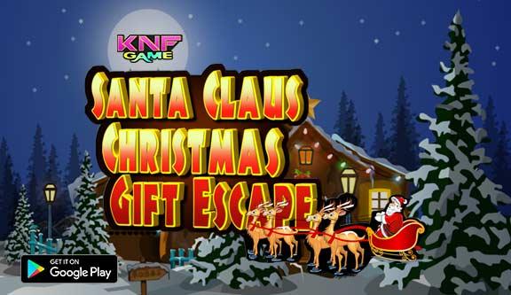 Knf Santa Claus Christmas Gift Escape - knfgame