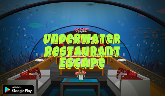 Knf Underwater Restaurant Escape - Escape Games