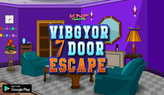 Knf Vibgyor 7 Door Escape - knfgame