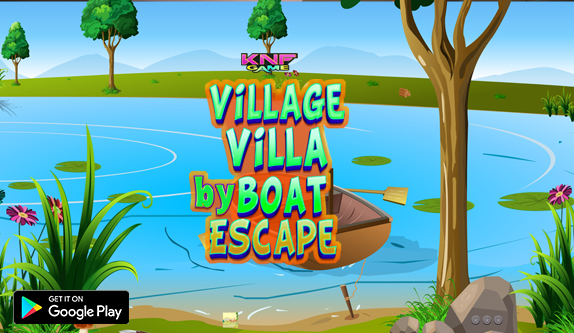 Knf village villa Escape by boat - Escape Games