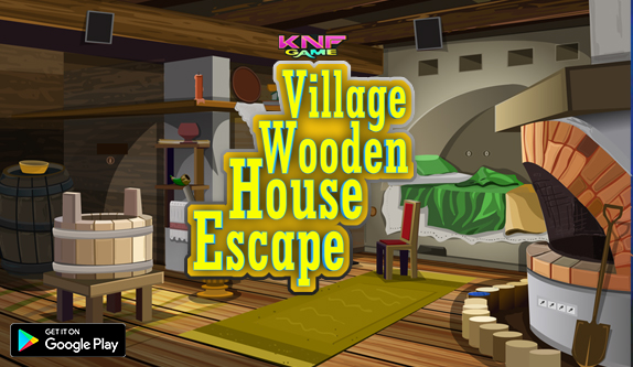 Knf Village Wooden House Escape - Escape Games