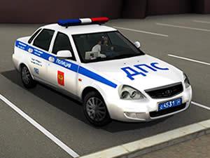 Lada Police Puzzle