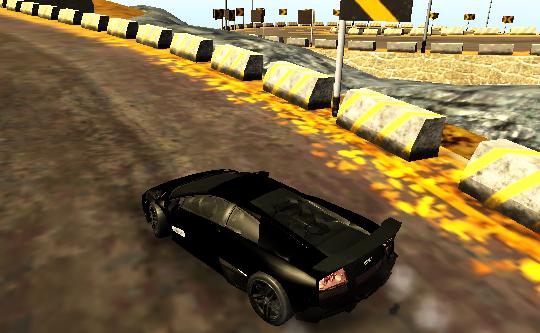 Lamborghini Drifter 3D