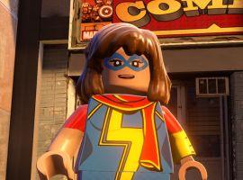 LEGO Marvel The Avengers Thor
