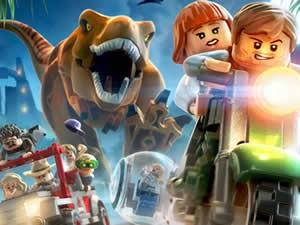 Lego Jurassic World Jigsaw - G8 Games, 3D Games,Unity Games,