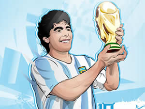 Maradona Puzzle