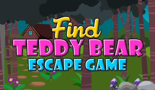 Meena Find Teddy Bear Escape