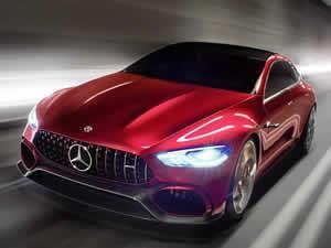 Mercedes AMG GT Jigsaw
