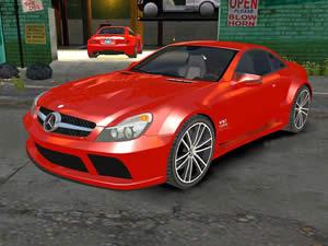Mercedes Hidden Tires