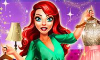Mermaid Princess: Fashion Day