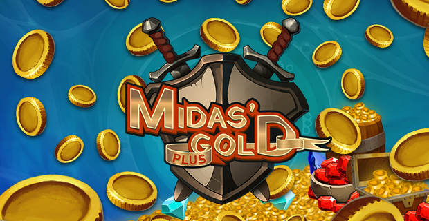 Midas Gold Plus - on Armor Games