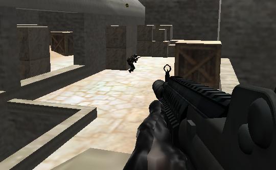 Military Squad 3D FPS